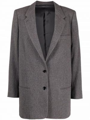 Lemaire single-breasted wool blazer