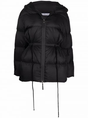 Acne Studios fitted waist padded jacket