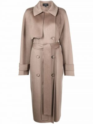 Joseph double-breasted trench-coat