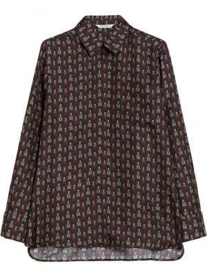 MaxMara Beati silk shirt