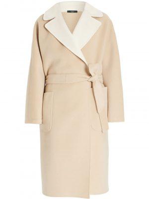 Maxmara Weekend RAIL reversible wool coat