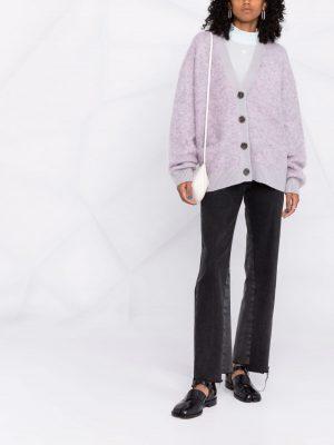 Acne Studios V-neck buttoned cardigan