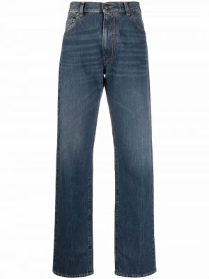 Maison Margiela four-stitch straight-leg jeans