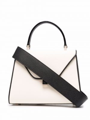 Valextra mini two-tone ISIDE bag