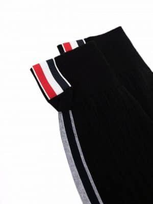Thom Browne RWB-stripe socks