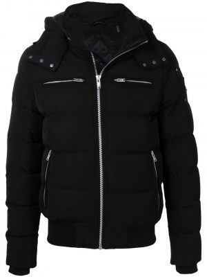 Moose Knuckles Peace River padded bomber jacket