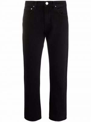 Toteme straight cropped jeans