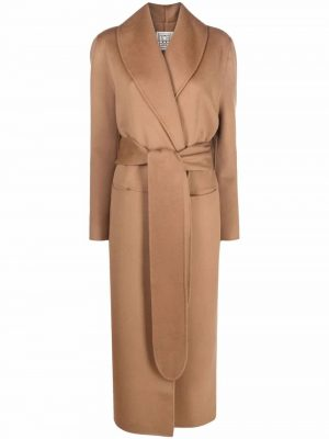 Toteme belted robe coat