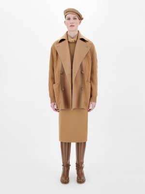Maxmara RUMENA wool and cashmerejacket