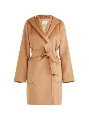 Maxmara 21FW 1016091306001 3RIALTO camel coat camel