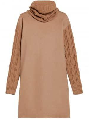 MaxMara VIGNOLA knitted dress